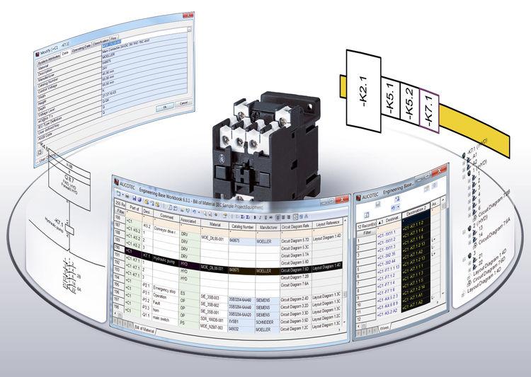 AUCOTEC develops simple article master data import for